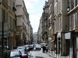 rue de saintonge